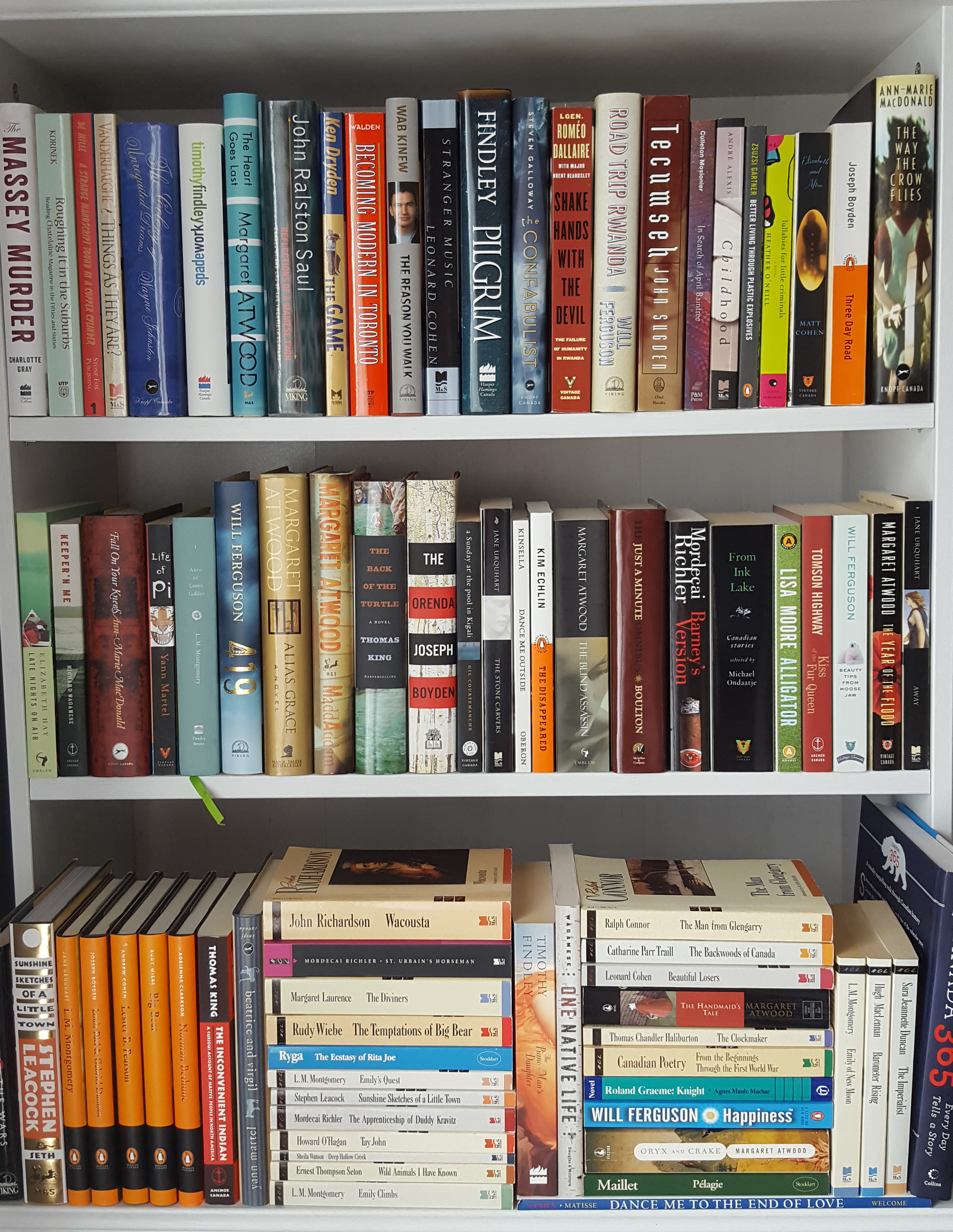 Canadian Literature Collection
