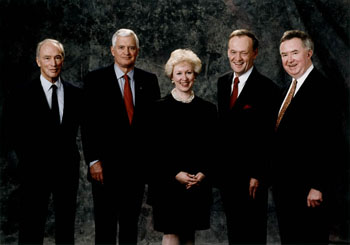 Five Prime Ministers