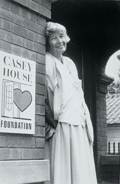 June Callwood, author