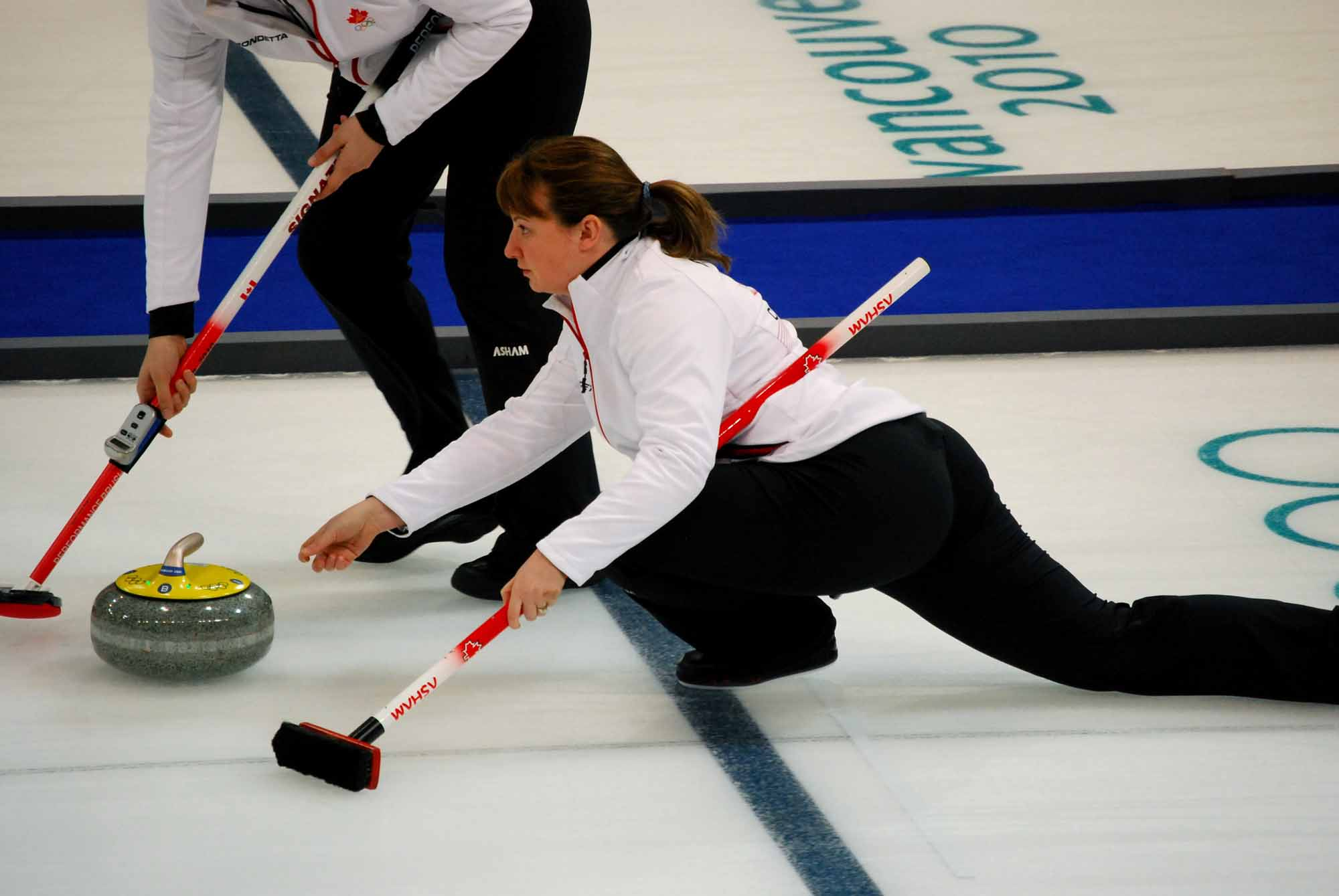 Curling, Vancouver 2010 Olympic