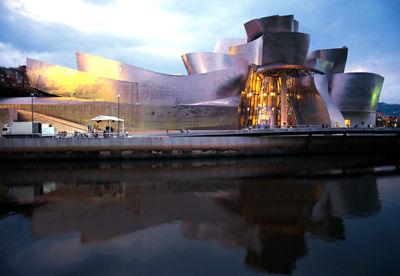 Musée Guggenheim, à Bilbao