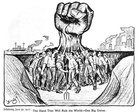 « La main qui dirigerа le Monde »
