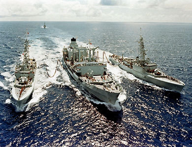 Restigouche-Class Destroyers