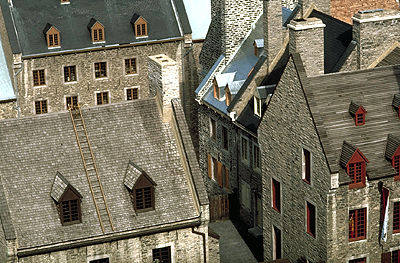 Québec City, Lower Town