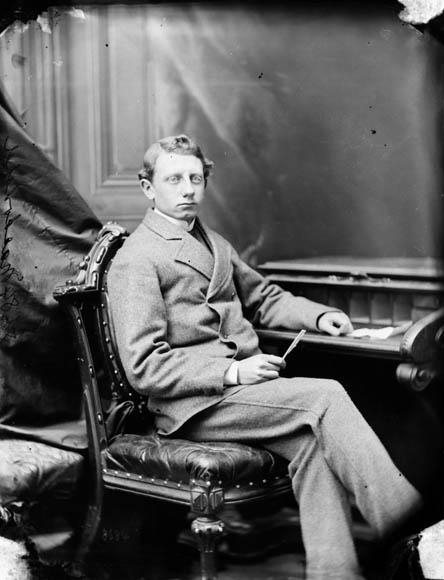 Hugh John Macdonald, 1871.