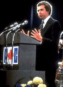 Joe Clark, politician