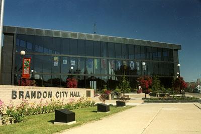 Hôtel de ville de Brandon