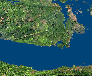 Victoria (image-satellite)