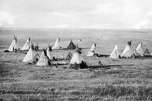 Cree Encampment