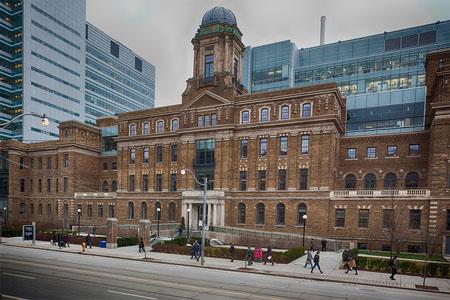 Toronto General Hospital 2012