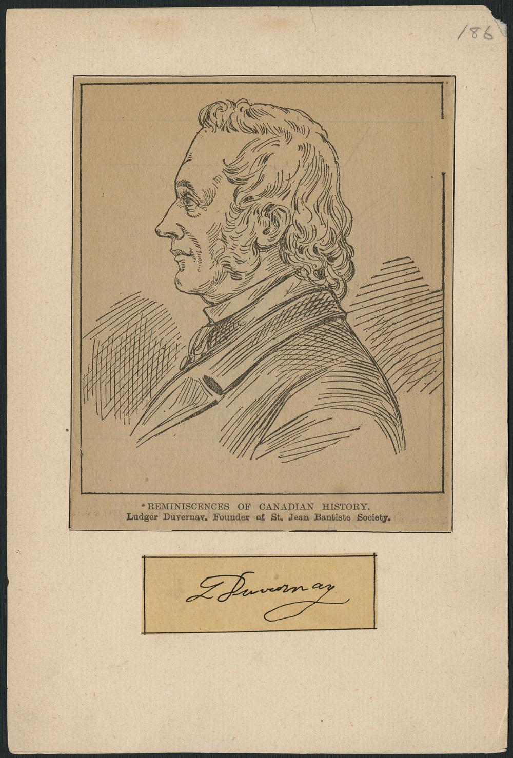 Ludger Duvernay