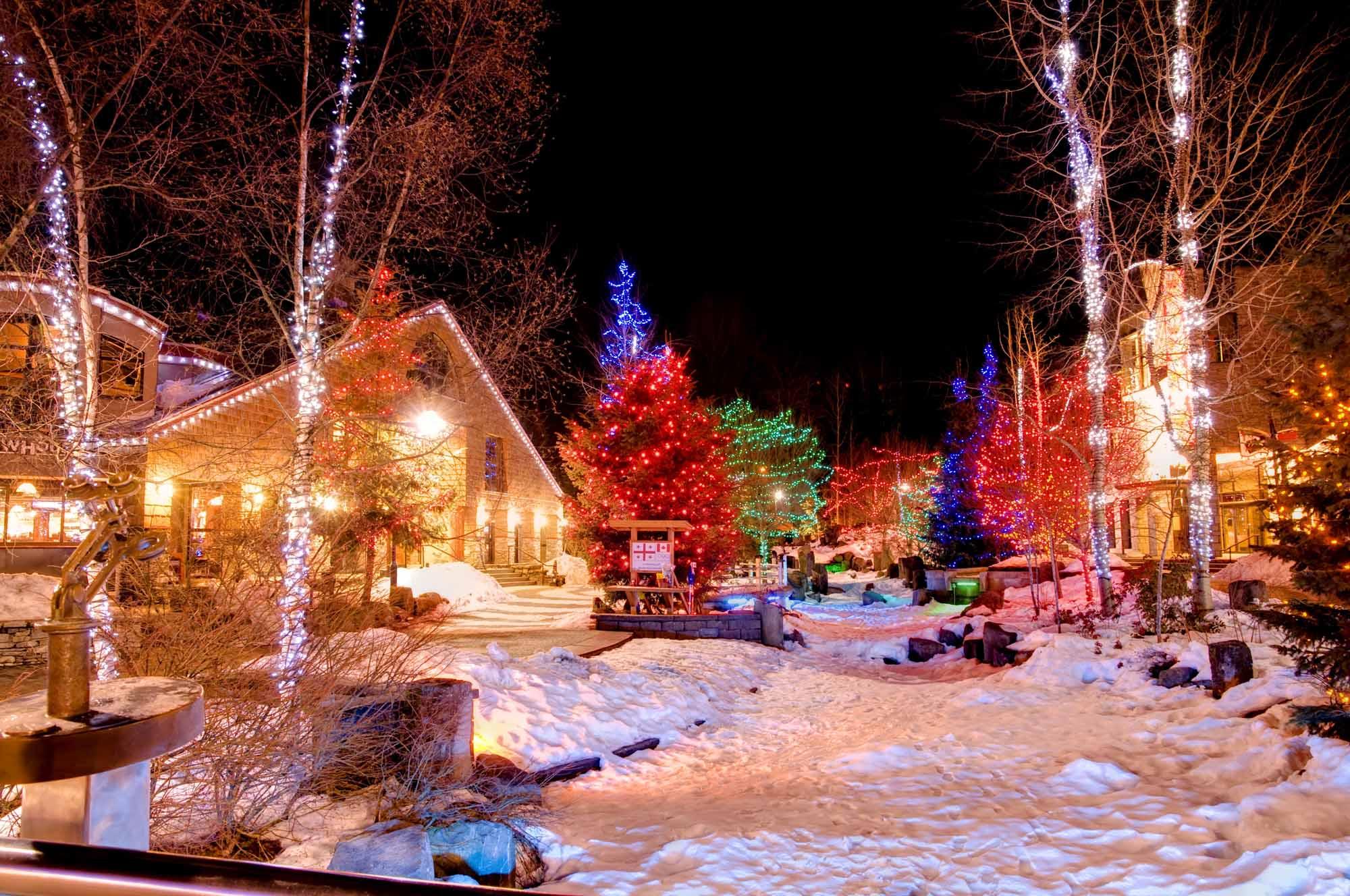 Christmas at Whistler