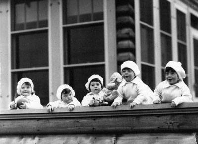 Dionne Quintuplets: Miracle Births at the Height of the Depression