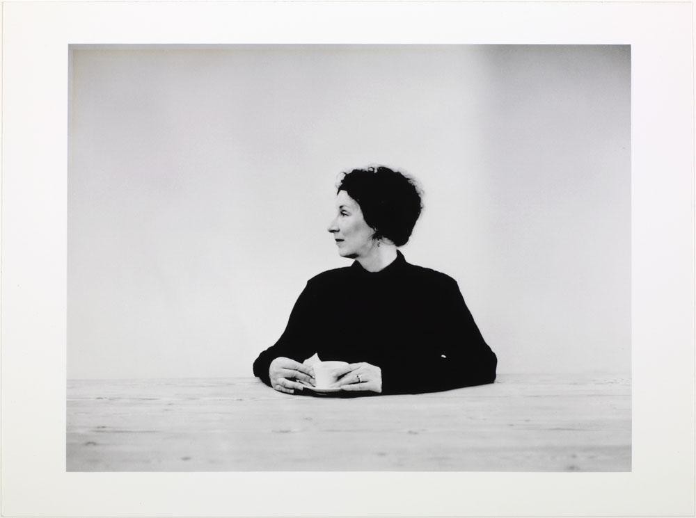 Margaret Atwood, 1999.