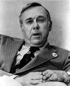 Allan Blakeney, politician