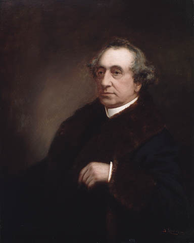Sir John A. Macdonald, ca. 1883-1884.