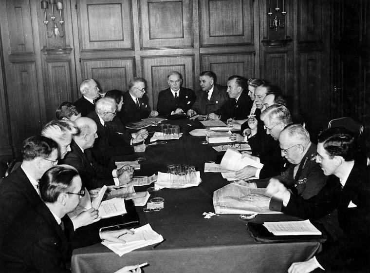 Canadian Delegation at United Nations Conference