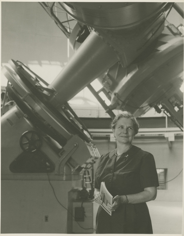 Helen Sawyer Hogg, c. 1960