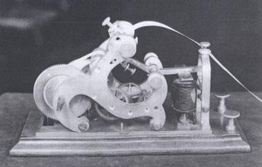 Le premier télégraphe au Canada