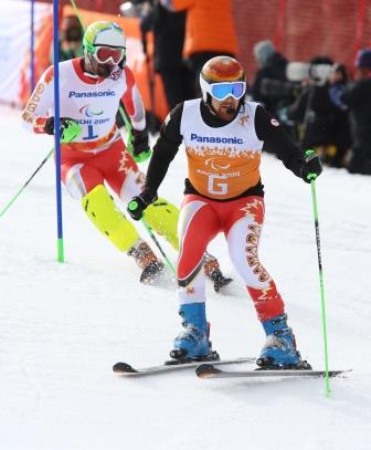 Chris Williamson, Sochi 2014 (Slalom)