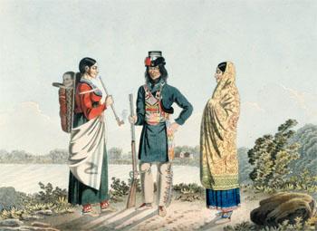 La Compagnie du Nord-Ouest, 1779 - 1821