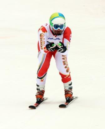 Chris Williamson, Sochi 2014 (Giant Slalom)