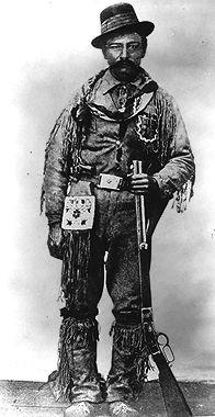 Jerry Potts, explorer, interpreter