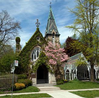 Necropolis Cemetery Chapel, 2012