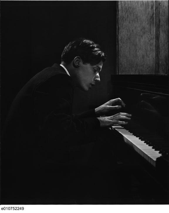 Glenn Gould, February 21, 1957.