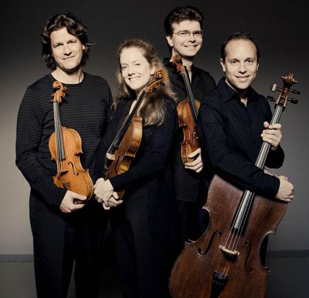 St Lawrence String Quartet