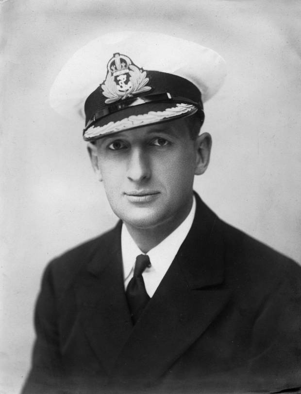 Commander J. Campbell Clouston