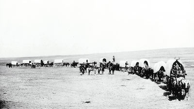Schooners des prairies
