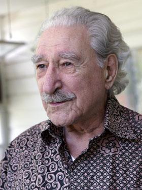 Michel Chartrand en 2003
