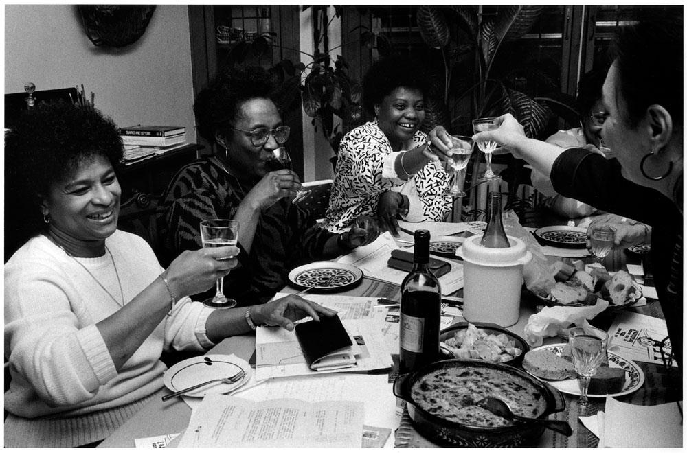 Haitian women in Montreal