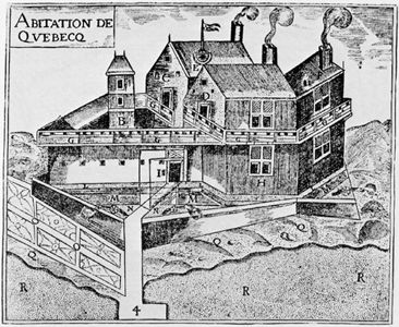 Habitation at Quebec