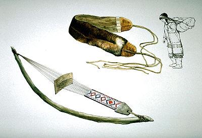 Belt Loom and Tumpline