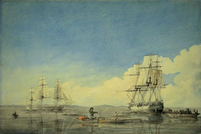 Hudsons Bay Company Ships