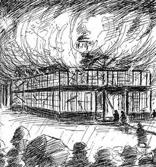 Crystal Palace Ablaze