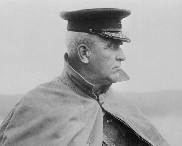 Général Sir Samuel Hughes