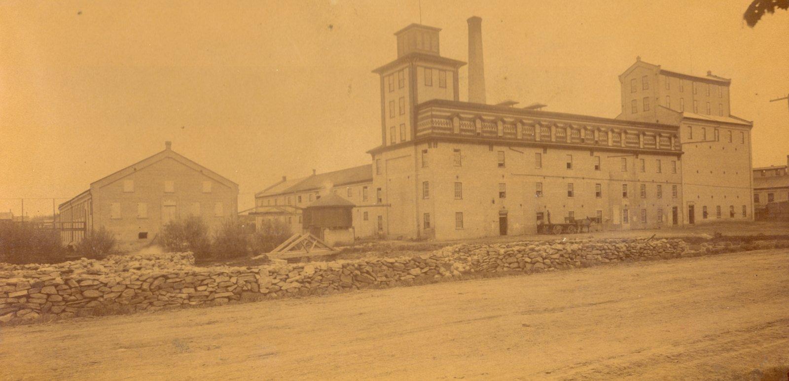 Granite Mills and Waterloo Distillery