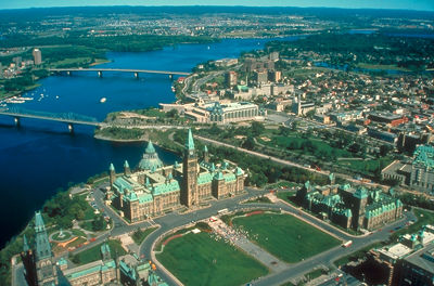 Ottawa from the Air