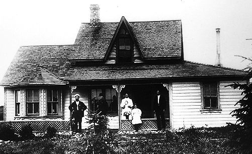Stephansson House