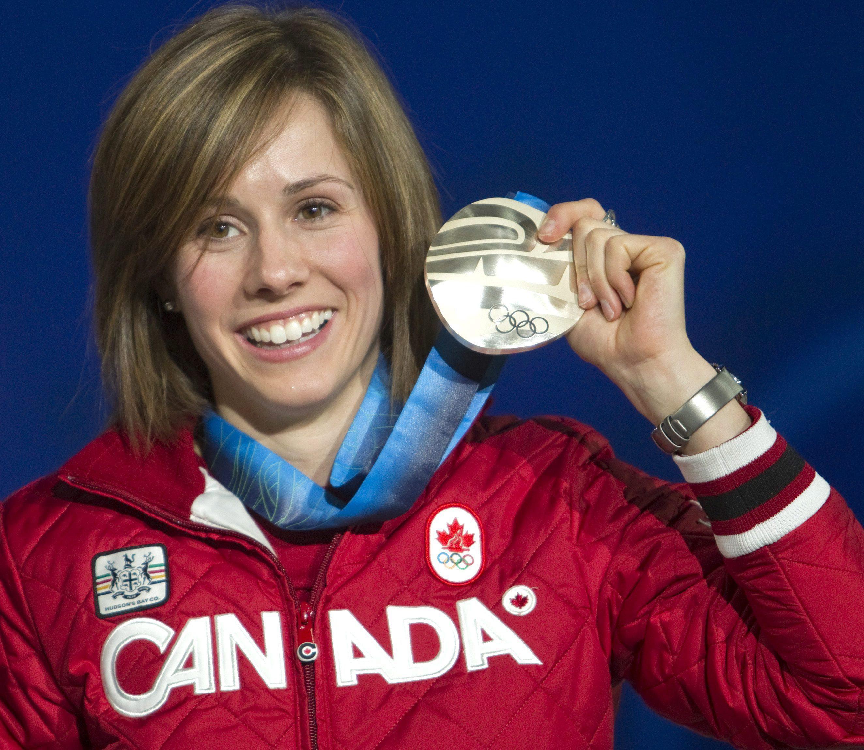 Jennifer Heil Medal