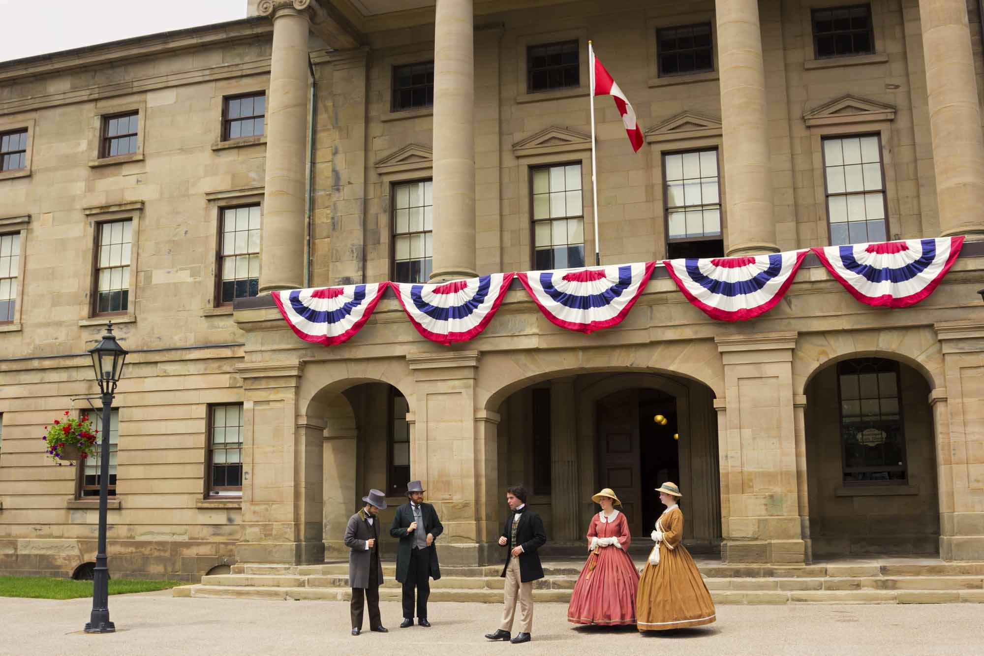 Province House in Charlottetown