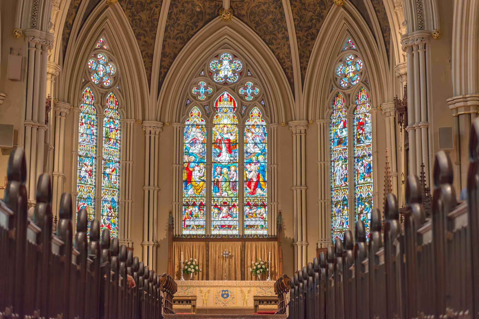 St. James Cathedral in Toronto.