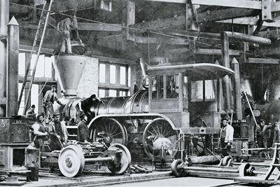 Locomotive Works