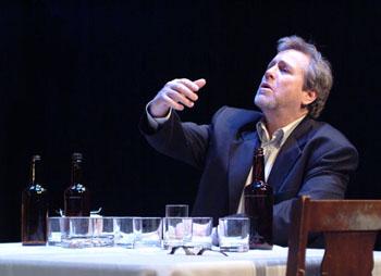Joseph Ziegler in <I>A Whistle in the Dark</I>