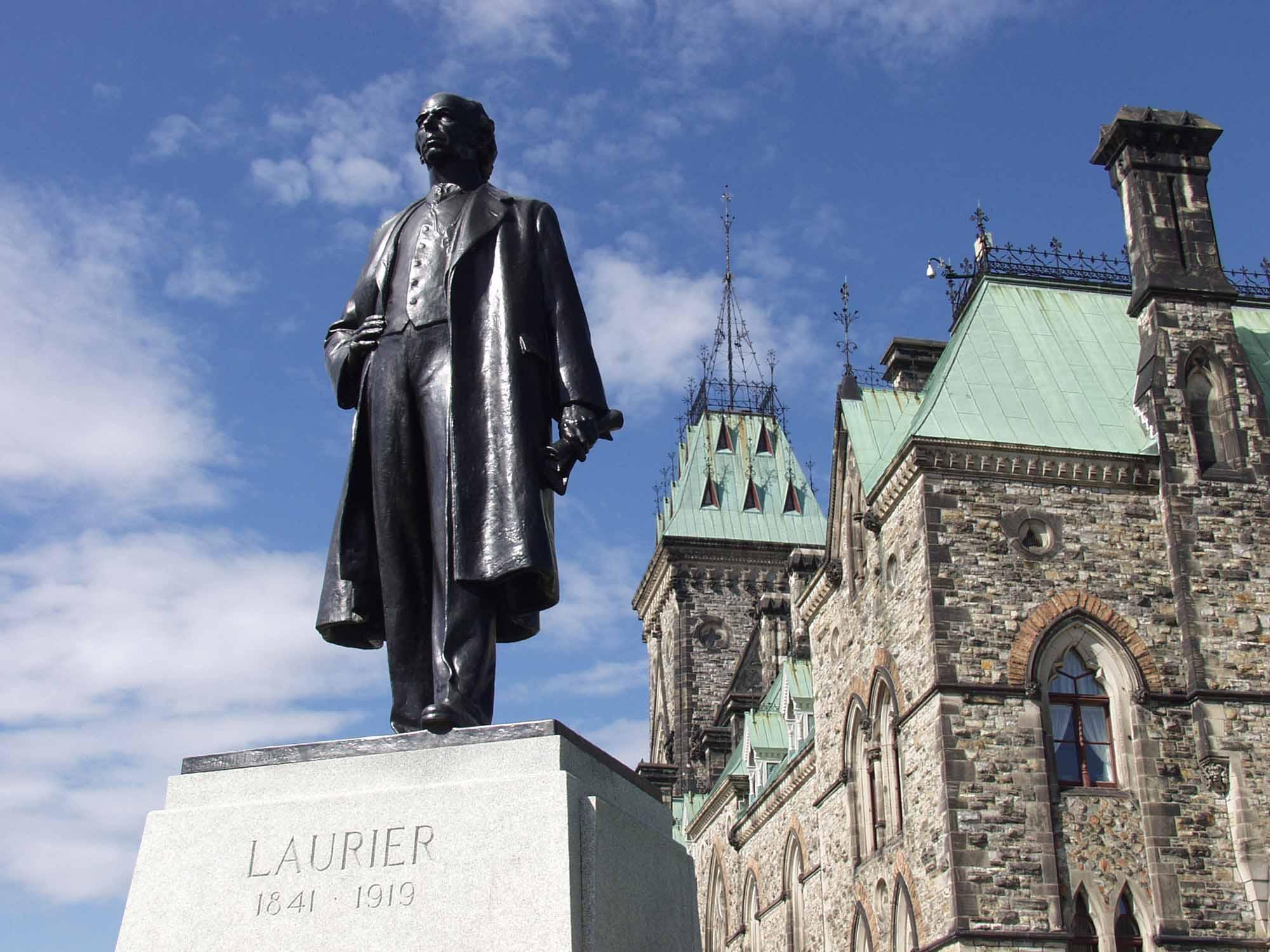 Sir Wilfrid Laurier 1841-1919