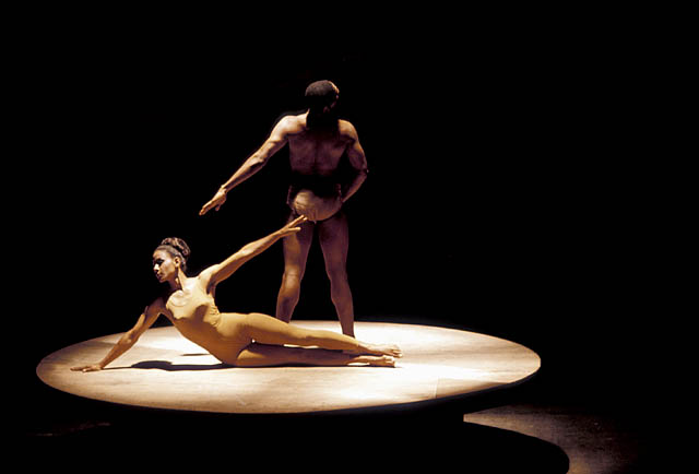 A performance by the National Ballet of Jamaica at Expo