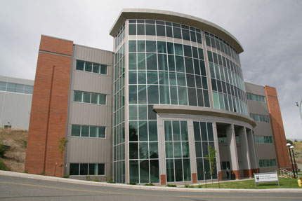 BC Centre for Open Learning building